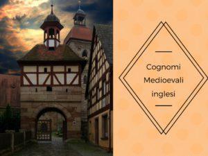 cognomi-medioevali-inglesi